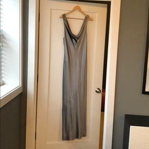 Banana Republic silk dress